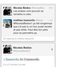 Nicolas Bedos: