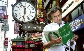 BHL dit vouloir réécrire le Coran par un Juif dans BHL images
